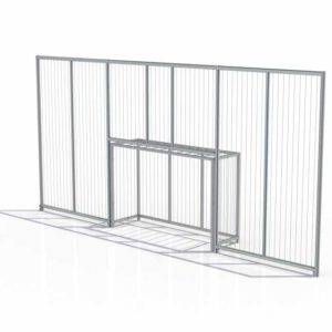 b0a60f76 Backstop 8,25×4 m with 1210
